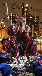 The POTR king computes OWS 99