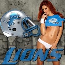 Sexy Detroit Lions Wallpaper 1x1