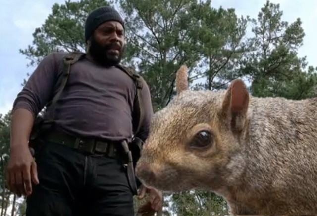 Tyreese and The POTR